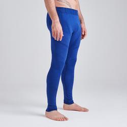 Mallas largas adulto Keepdry 500 azul jaspeado