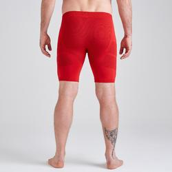 Sous-short adulte Keepdry 500 rouge