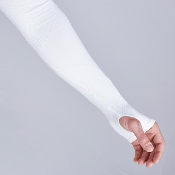 Ondershirt Keepdry 500 volwassenen wit