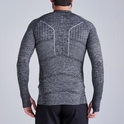 Keepdry 500 Adult Base Layer - Mottled Grey