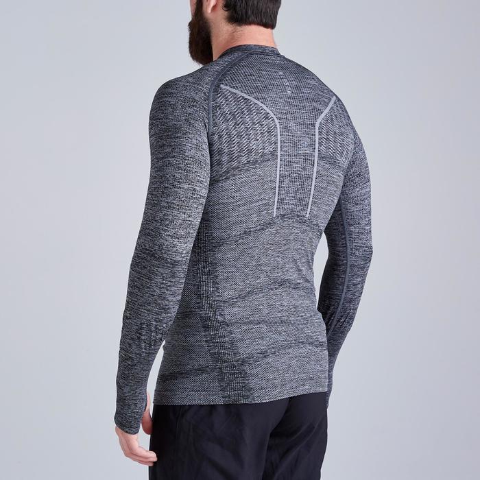 成人款底層衣Keepdry 500-刷色灰
