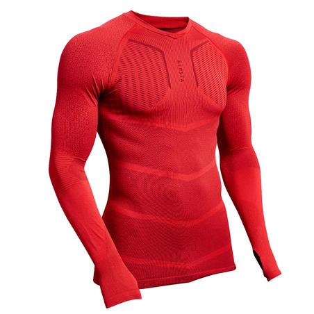 Sous-vêtement respirant 500 rouge - Adulte