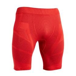 Ondershort voor voetbal volwassenen Keepdry 500 rood