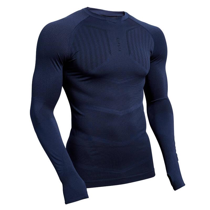 Spodné oblečenie na kolektívne športy FUTBAL - SPODNÉ TRIČKO KEEPDRY 500 KIPSTA - FUTBALOVÉ OBLEČENIE