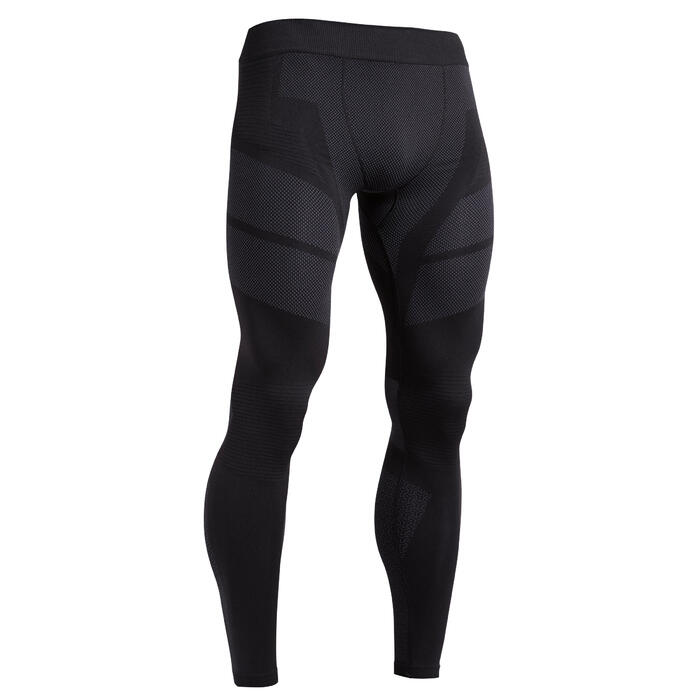 Collant Keepdry 500 homme football noir
