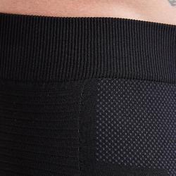Thermobroek voor voetbal volwassenen Keepdry 500 zwart
