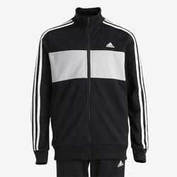 Chándal Gimnasia Adidas 500 Niño 5-15 Años Negro/Balnco