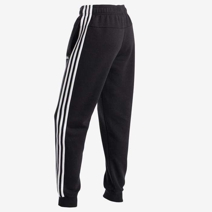 Pantalón Largo Chándal Gimnasia Adidas AW19 Niño Negro