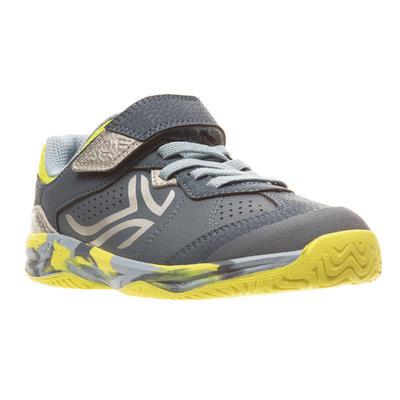 TS160 Kids' Tennis Shoes - Camo Yellow