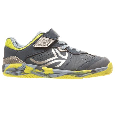 Camo Chaussure Enfant Yellow Ts160 Artengo Tennis xAqIr78A