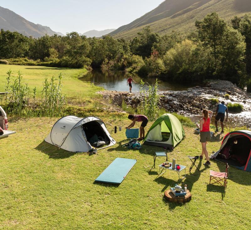 露營 | 如何選擇帳篷和遮陽帳篷?