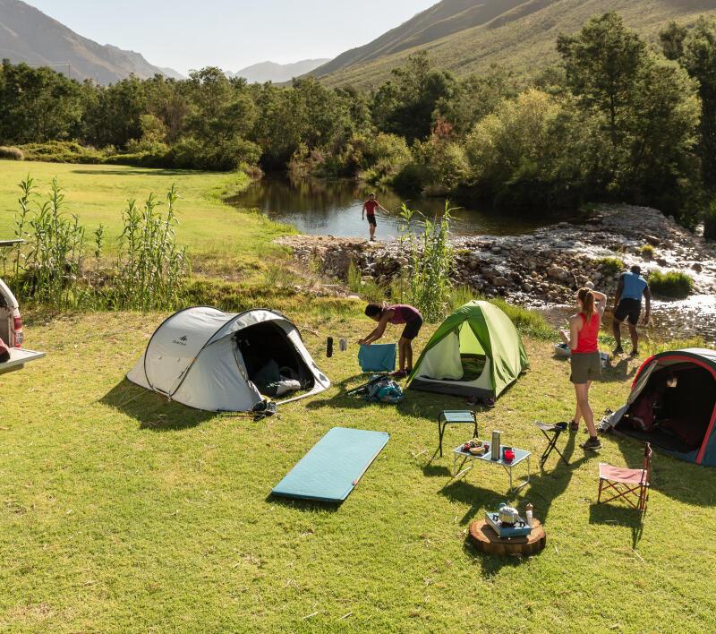 camping sans déchet