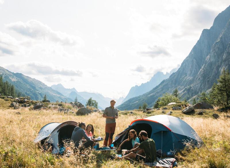 dossier : tout savoir sur la rado et le camping