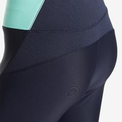 Ademende gymlegging voor meisjes S900 blauw AOP
