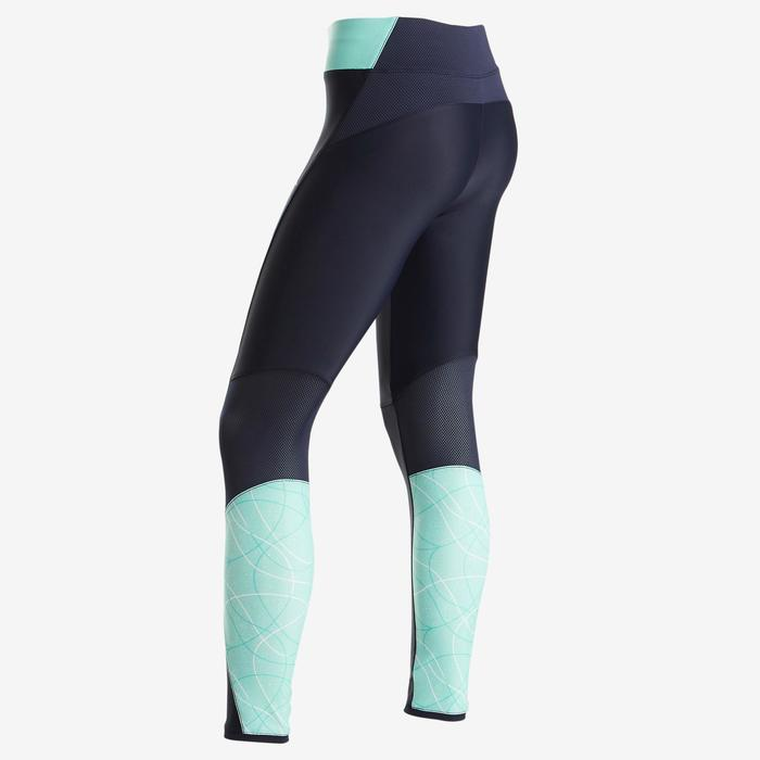 Leggings S900 Gym Kinder blau