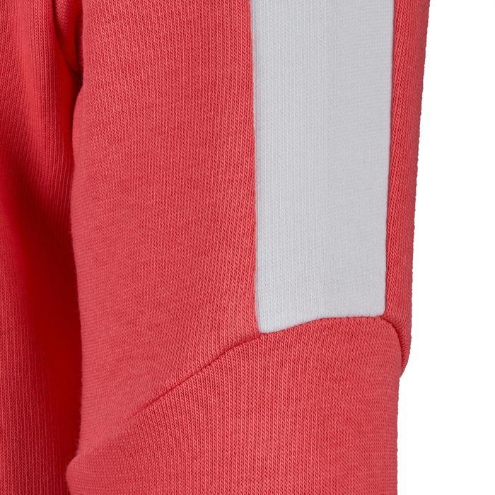 Joggingpak voor kleutergym roze/grijs 19