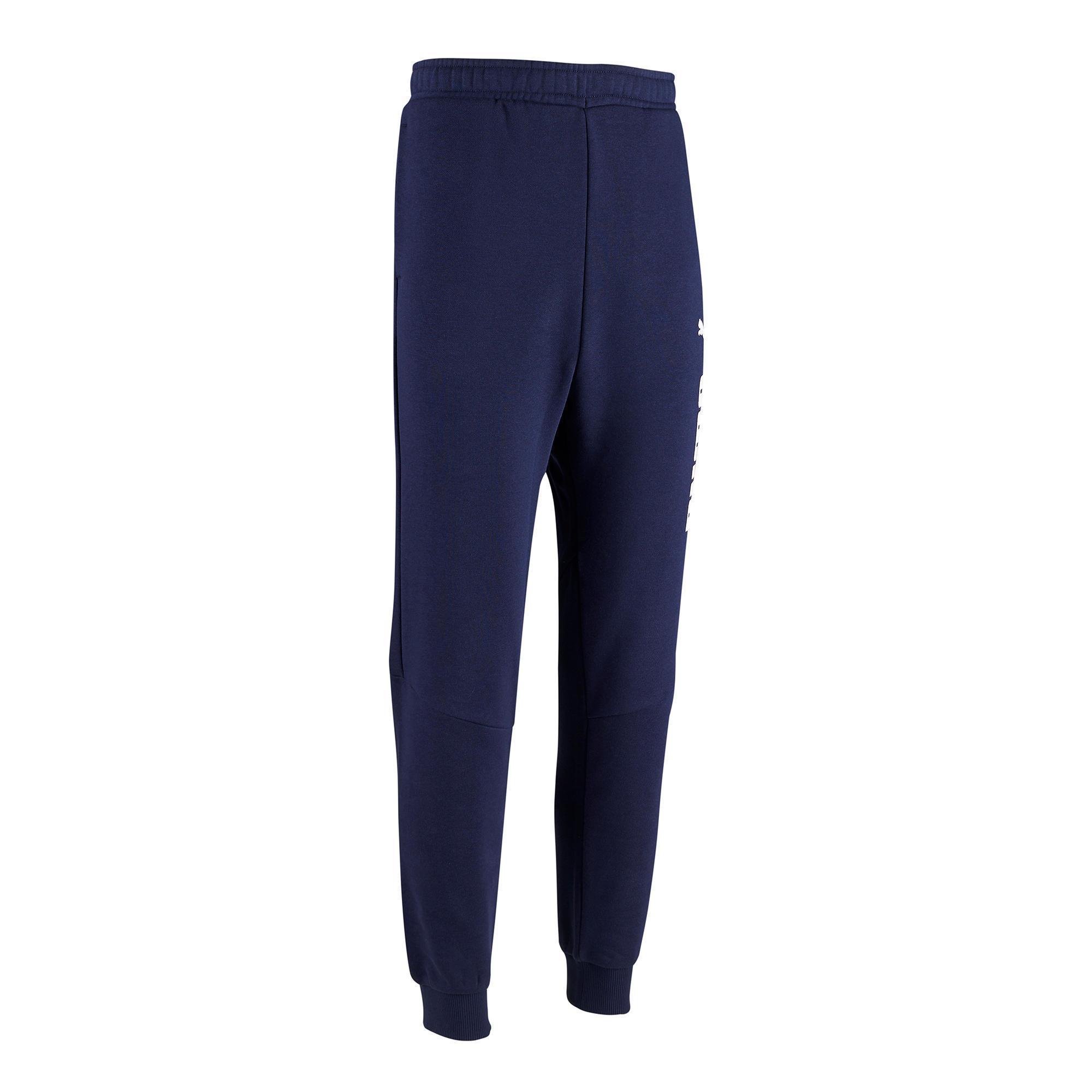 Pantalon bleu marine puma puma