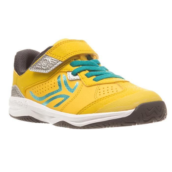 TS160 Kids' Tennis Shoes - Yellow