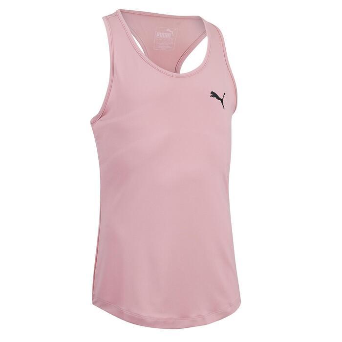 Sporttopje print polyester Puma