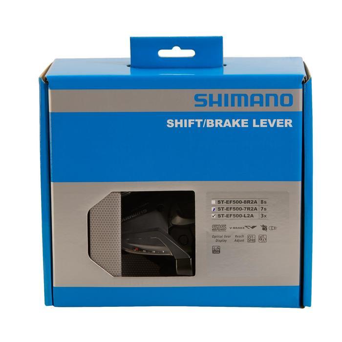 Schalt-/Bremshebel MTB 1 Paar Shimano für 7-fach Schaltwerke inkl. Züge