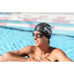LENS 0 FOR SWIMMING GOGGLES 500 SELFIT SIZE L SMOKE