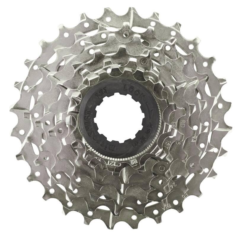 PŘEVODY NA KOLO Cyklistika - KAZETA 7 RYCHLOSTÍ 12 × 28 BTWIN - Náhradní díly na kolo