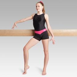 Short rose 500 gymnastique artistique féminine