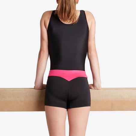 500 Women's Artistic Gymnastics Shorts - Pink