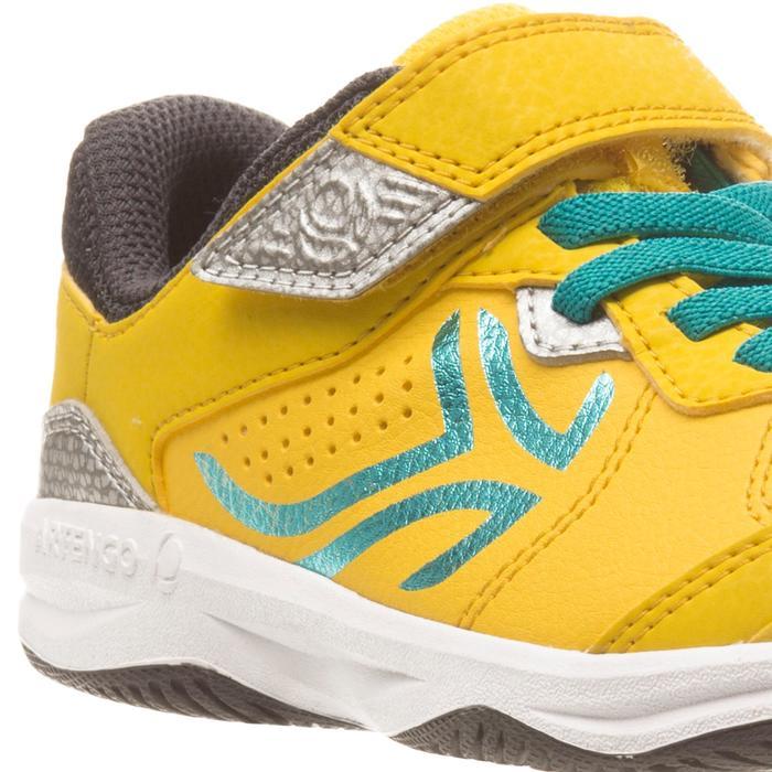 Tennisschoenen kinderen Artengo TS160 geel