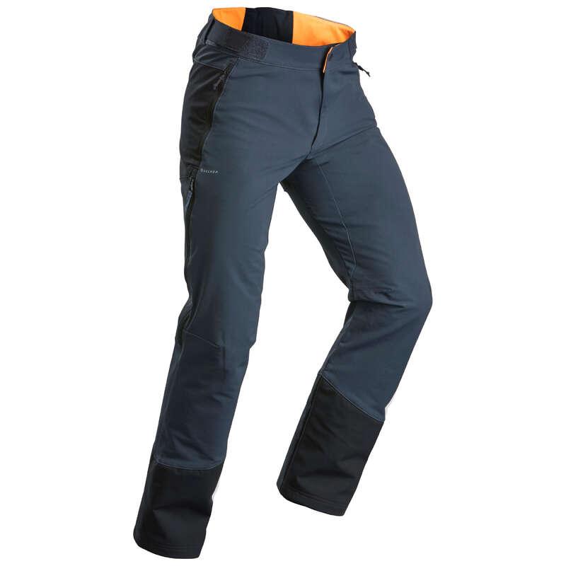 PANTALONI&POLARE DRUMEȚII ZĂPADĂ BĂRBAȚI Drumetie, Trekking - Pantalon SH520 X-Warm Bărbaţi QUECHUA - Imbracaminte