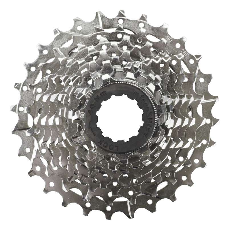 BIKE GEARING Cycling - 10 Speed Bike Cassette - 11x28 BTWIN - Bike Brakes and Transmission