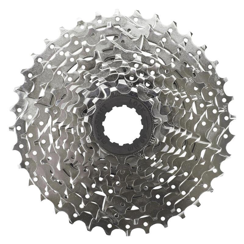 Cassette Bicicleta Montaña 10 Velocidades 11X36