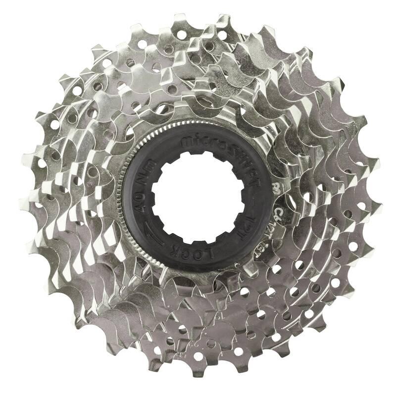 PŘEVODY NA KOLO Cyklistika - KAZETA 8 RYCHLOSTÍ 12 × 25 BTWIN - Náhradní díly a údržba kola