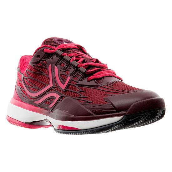 Padelschoenen PS990 voor dames roze - 168141