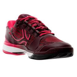 Padelschoenen PS990 voor dames roze - 168142