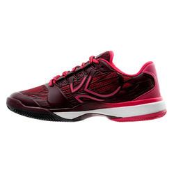 Padelschoenen PS990 voor dames roze - 168144