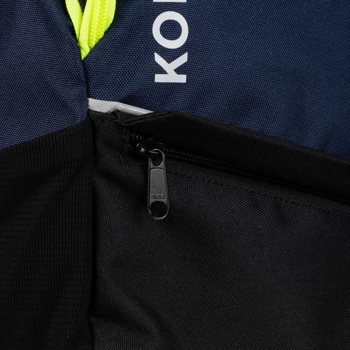 Rucksack FH100 Feldhockey Kinder blau/gelb