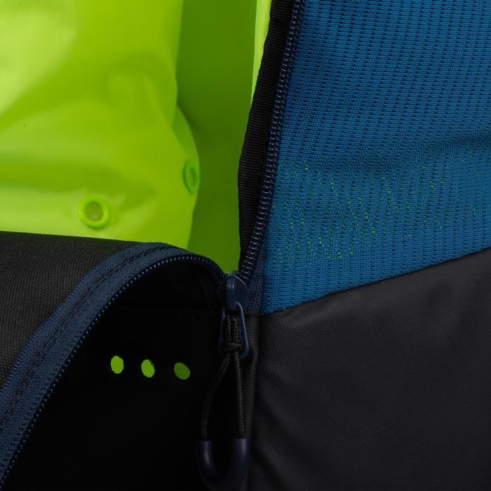 Sticktas voor hockey groot FH560 blauw/geel