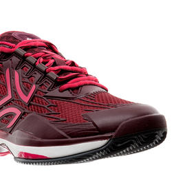 Padelschoenen PS990 voor dames roze - 168149