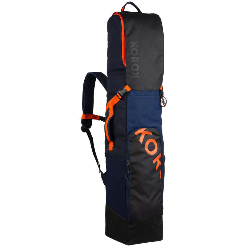 BALL, GRIP, BAG FIELDHOCKEY Field Hockey - FH540 Stick Bag - Blue/Orange KOROK - Field Hockey