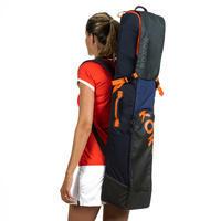 FH540 Medium Volume Field Hockey Stick Bag - Blue/Orange