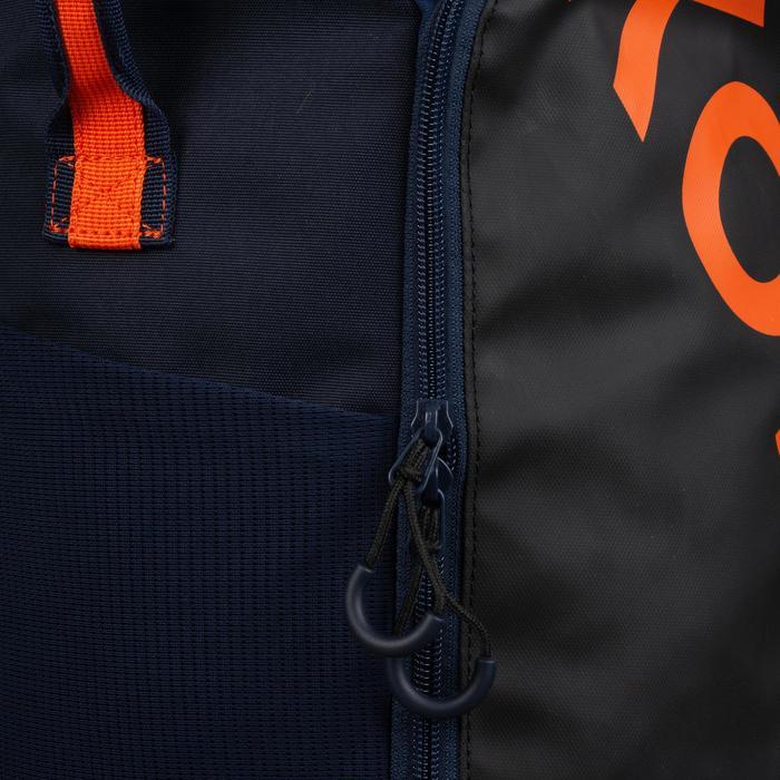 Housse de hockey sur gazon volume moyen FH540 ado/adulte bleu orange