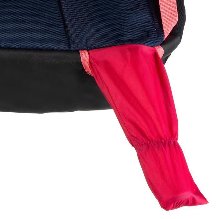 Rucksack FH100 Feldhockey Kinder blau/rosa