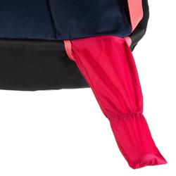 Rugzak voor hockey kinderen FH100 blauw/roze