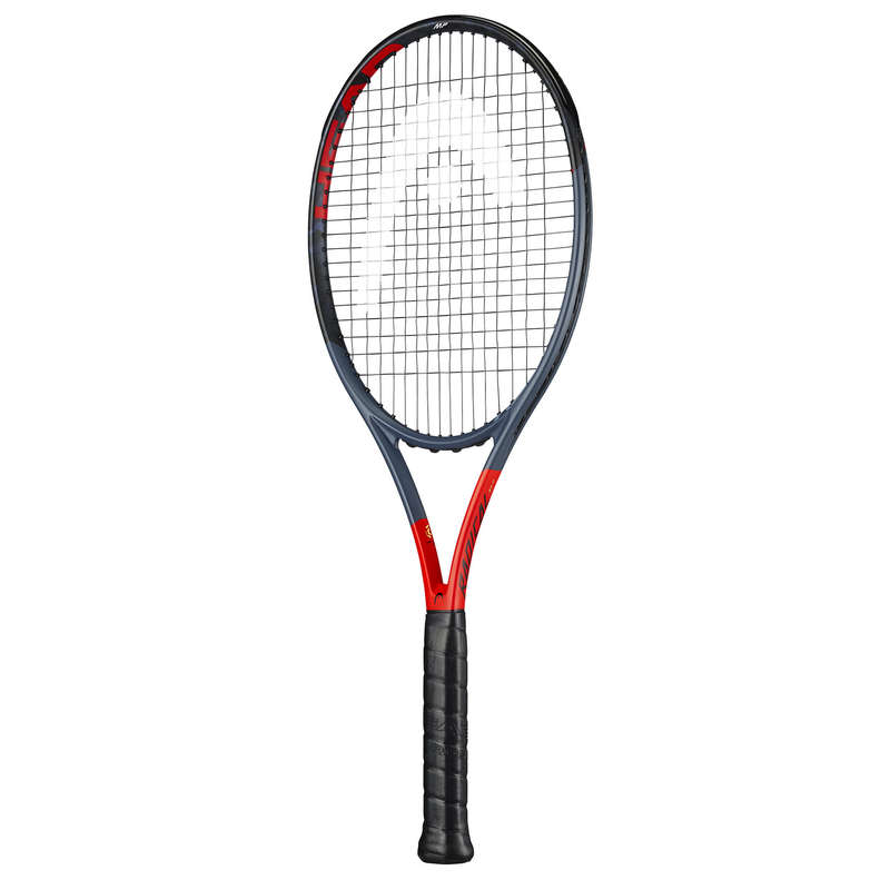 ADULT ADVANCED RACKETS Tennis - Graphene 360 Radical MP - Grey HEAD - Tennis