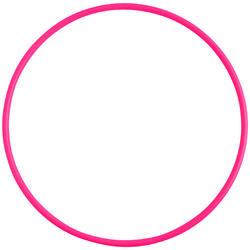 Cerchio ginnastica ritmica 65cm rosa fluo