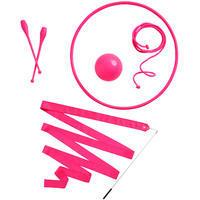 Rhythmic Gymnastics 65 cm Hoop - Pink