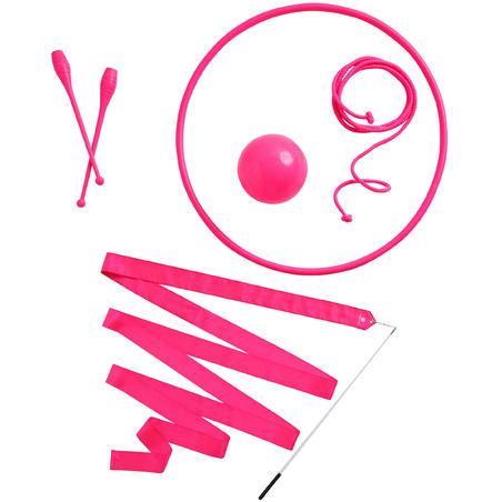 Rhythmic Gymnastics 65cm Hoop – Pink