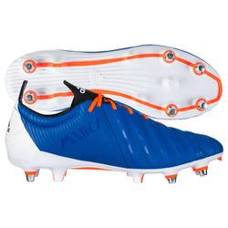 Rugbyschoenen voor volwassenen Hybride Malice blauw/oranje