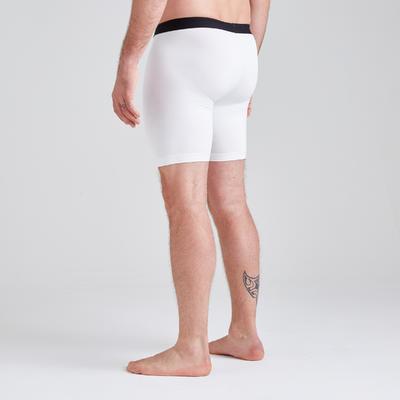 Pantaloneta Térmica Kipsta KDRY100 Adulto Blanco